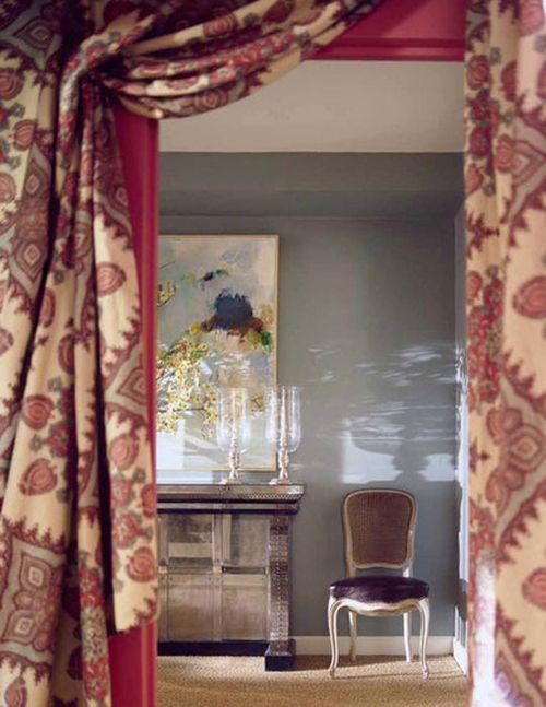 Какие бывают межкомнатные шторы
