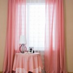 Какими бывают прозрачные шторы