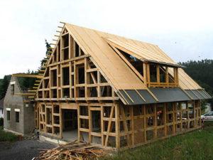 Каркасные дома как альтернатива деревянным и кирпичным зданиям