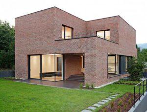 Кирпичные дома – самые надёжные и изысканные здания