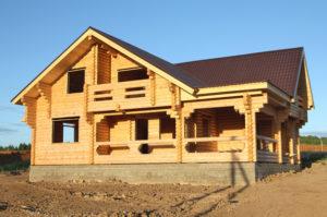Клееный брус – усовершенствованная древесина для строительства
