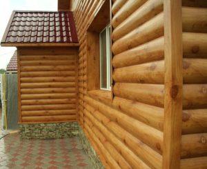 Конструкционные особенности блок-хауса