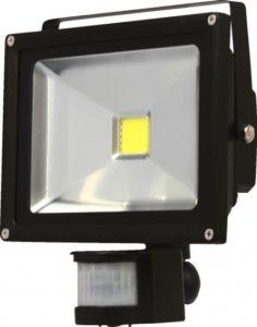 Конструкционные особенности светодиодных прожекторов
