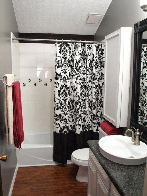 Красивые шторы в ванную комнату: что выбрать?