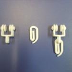 Крючки для штор: от выбора до крепления