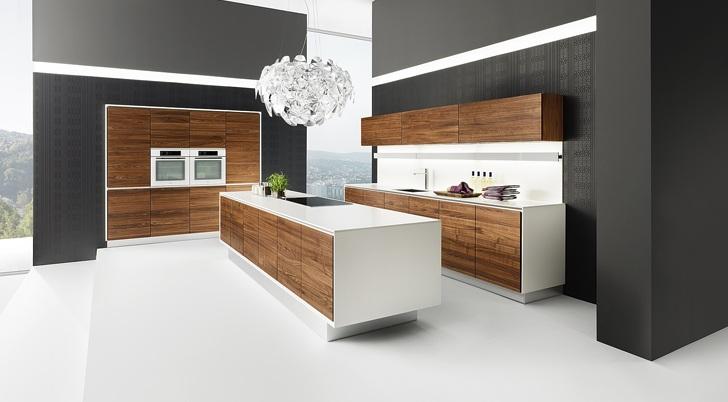Кухня коричневого цвета: с чем сочетается коричневый цвет в интерьере