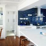 Кухня синего цвета: рассмотрим основные сочетания и особенности дизайна