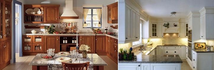 Кухня в английском стиле — естественность и простота
