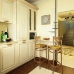 Кухня в бежевых тонах: рассмотрим лучшие цветовые сочетания