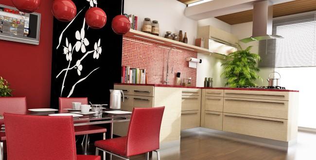 Кухня в китайском стиле: несколько простых рекомендаций профессионалов