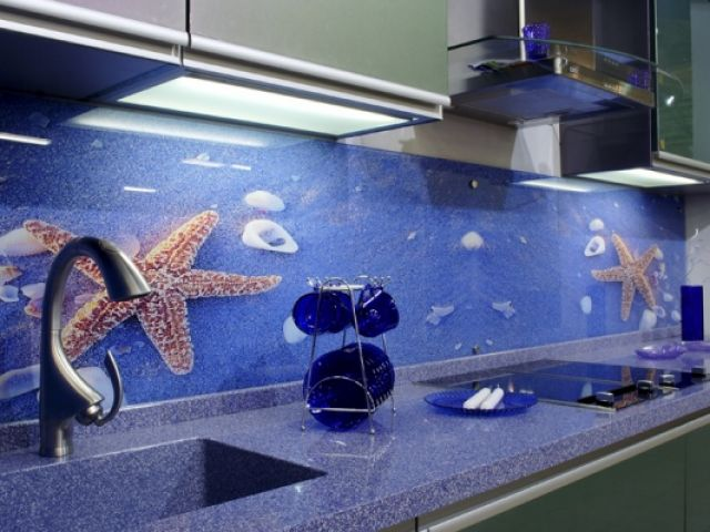 Кухня в морском стиле: создаем интерьер с акцентом на детали