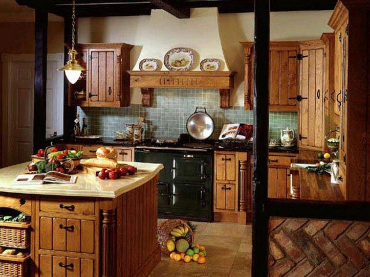 Кухня в русском стиле: возрождение народных традиций в вашем доме