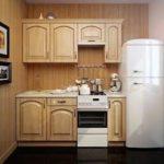 Кухонная мебель для малогабаритных помещений