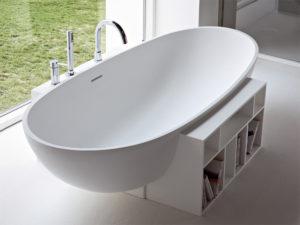 Кварил – ультрасовременный материал для изготовления ванн
