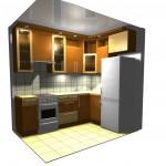 Квартира в доме 504 серии: как обустроить кухню правильно