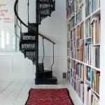 Лестницы в интерьере — сделайте лестницу гордостью интерьера своего дома