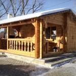 Летняя кухня с верандой: интересные проекты
