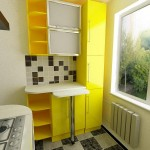 Маленькая кухня 5 5 кв. м: лучшие советы по расширению пространства