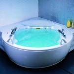 Маленькие ванны угловые: их преимущества