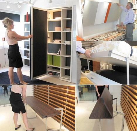 Мебель недели: мебель для жителей будущего