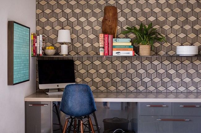 Напольная плитка для ванной и кухни: фото 25 дизайнерских идей