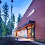 Натуральный модерн в горах Монтаны