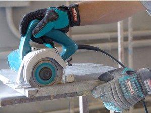 Необходимые инструменты для резки плитки