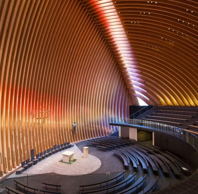 Необычный сферический проект от архитектурной студии AS architecture-studio