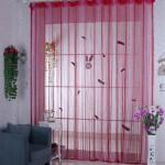 О применении шторы нити в интерьере