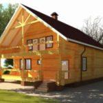 О строительстве домов из дерева