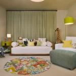 Объединяем гостевую и игровую комнаты: 15 интересных дизайнерских вариантов