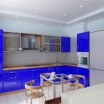 Обустраиваем интерьер кухни 8 кв м своими руками