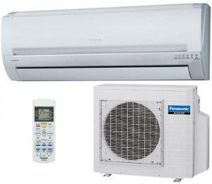 Охлаждение и обогрев комнаты с помощью кондиционера