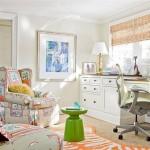 Оранжевый цвет в интерьере: 25 ярких и стильных офисов апельсинового цвета!