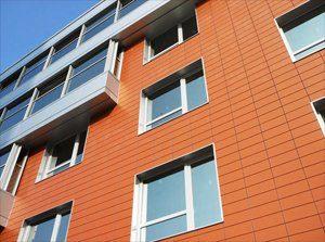 Основные плюсы использование терракотовых панелей для отделки зданий
