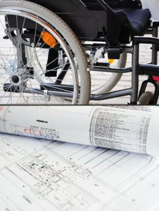 Основные виды оборудования для инвалидов