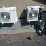 Особенности демонтажа кассетных и канальных кондиционеров
