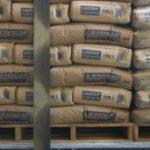 Особенности хранения цемента в мешках