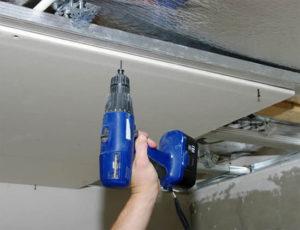 Особенности использования гипсокартона в ходе выполнения строительных работ