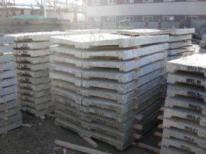Особенности производства балконных железобетонных плит
