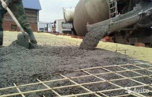 Отличные характеристики бетона и изделий из него