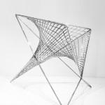 Параболическое кресло Карло Айелло