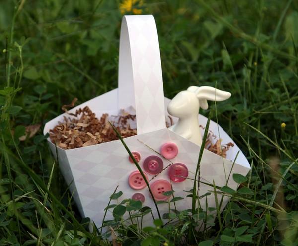Пасхальная корзинка: какую выбрать и как сделать своими руками