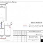 Перепланировка 2-х комнатной хрущевки