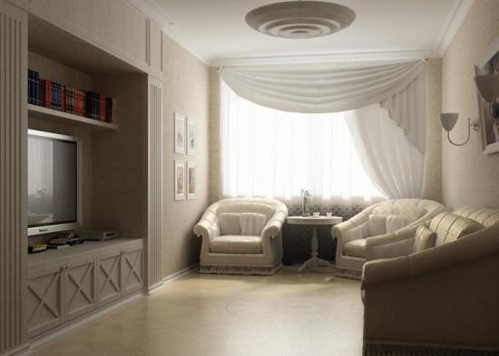 Перепланировка 3-х комнатной хрущевки