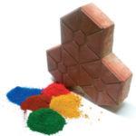 Пигменты для строительных материалов