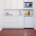 Подбираем цвет и аксессуары для маленькой кухни