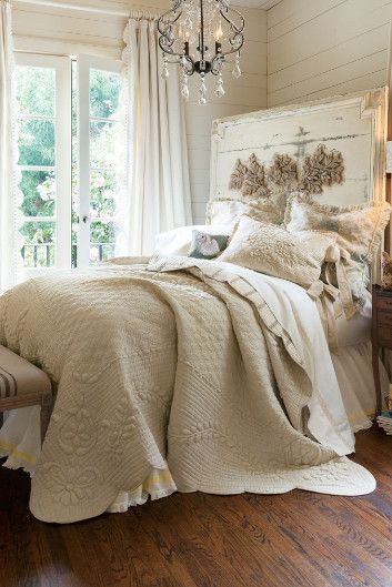 Покрывала в спальном интерьере