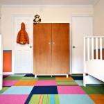 Пол в детской комнате