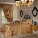 Портьерные шторы в интерьере зала, гостиной и спальни